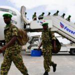 Guuto cusub oo ciidamo ah oo ka socda dalka Burundi oo yimid magaalada Muqdisho
