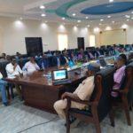 Interior Ministers of Somalia's regional states meet in Garowe