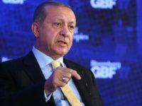Madaxweynaha dalka Turkiga Recep Tayyip Erdogan. [Xigashada Sawirka: Bloomberg]