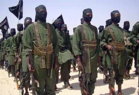 Maleeshiyada Al-Shabaab. [Sawirka: AP]