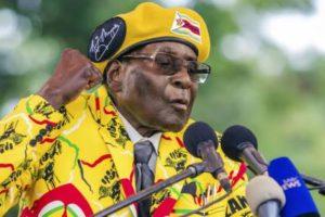Xisbiga talada haya Zimbabwe ee Zanu-PF oo ceyrshay hoggaamiyahoodii Robert Mugabe