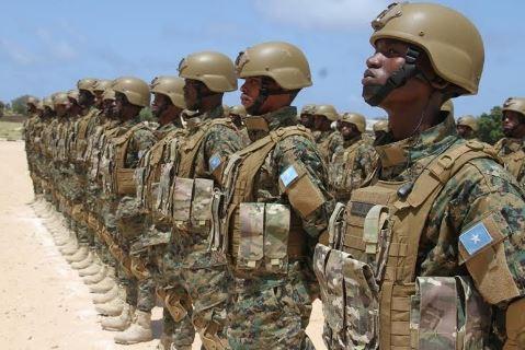 Somalia-Army