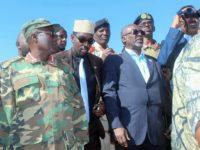 Madaxweyne Ku Xigeenka maamulka Somaliland oo safar aan horey loo sheegin ku tagay tuulada Tukaraq iyadoo uu jiro muranka xadka