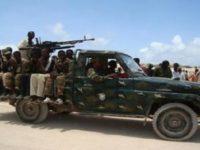 Sawirka: Ciidamo katirsan maamulka Somaliland.