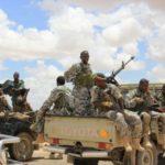 Is mariwaaga ciidan ee u dhaxeeya Puntland iyo Somaliland ee Tukaraq oo galay bishii afraad