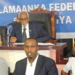 Somalia's Parliament meeting postponed