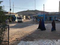 Centre of Lasanod town. [File Photo]