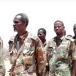 In ka badan 100 askari oo Somaliland katirsan oo isku soo dhiibay Puntland