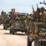 Kolonyo katirsan ciidamada Soomaaliya oo Al-Shabaab ay qarax gaari kula beegsatay Afgooye