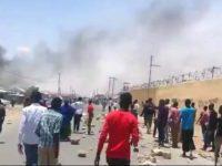 Dad mudaharaad ka dhan ah Somaliland ka sameeyay Laascaano 28-dii May