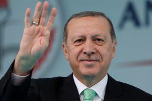 Erdogan oo marka kale loo doortay madaxweynaha Turkiga