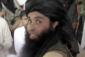 Hoggaamiyihii Talibanta Pakistan Mullah Fazlullah. [Sawirka]