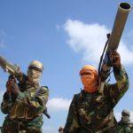 Duqeyn Mareykanku ka geystay meel u dhow Kismaayo oo lagu dilay labo maleeshiyo oo Al-Shabaab katirsan