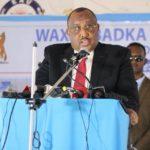 Abdiweli announces he is running again for Puntland president