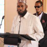 Hoggaamiyihii hore ee maleeshiyada Al-Shabaab Mukhtaar Roobow oo lagu xiray magaalada Baydhabo