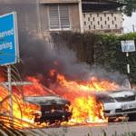Huteel kuyaala magaalada Nairobi oo weerar lagu qaaday
