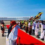 Uganda Airlines oo duulimaadyo ka bilowday garoonka diyaaradaha ee Muqdisho