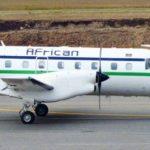Dowladda Soomaaliya oo sheegtay in ay baarayso sababta ka dambaysa burburka diyaarada African Express