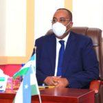 Madaxweyne Deni: Marna ogolaan mayno natiijo walba oo ka soo baxda wadahadal lala galo Somaliland oo Puntland aysan qeyb ka ahayn